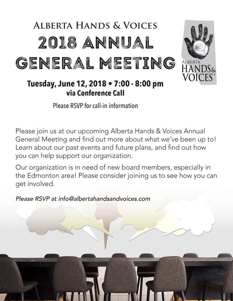 2018 Annual General Meeting - June 12